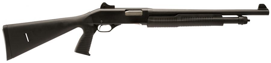 Stevens 320 Security Pump 12 ga