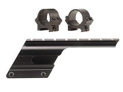 B-square Saddle Mount W/rings For Remington