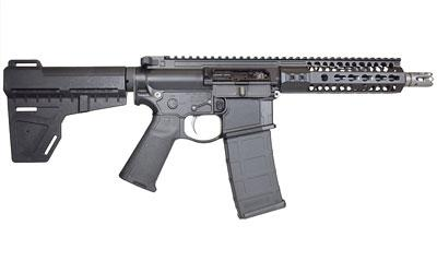 "2a Pistol 556nato 7.5"" Kmod Rail"