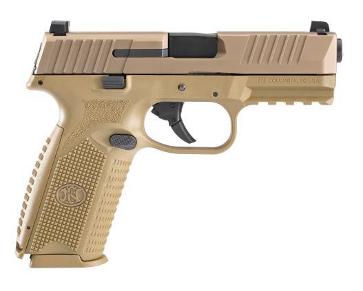 Fnm Fn 509 9mm Da 10rd
