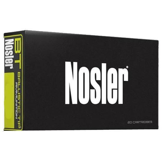 Nosler 7mm-08 120gr Bt Hunt 20/200