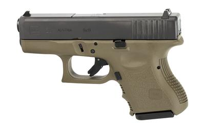Glock 26 9mm Subcomp 10rd Od