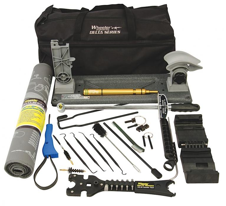 Wheeler AR Armorers Professional Kit Delta