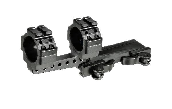 UTG Integral 30mm Offset QD Mount
