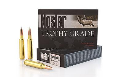 Nosler .33 Nosler 225gr Trophy Grade