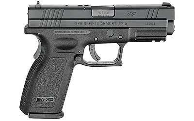 "Springfield XD9 ESS 9mm 4"" Blk"