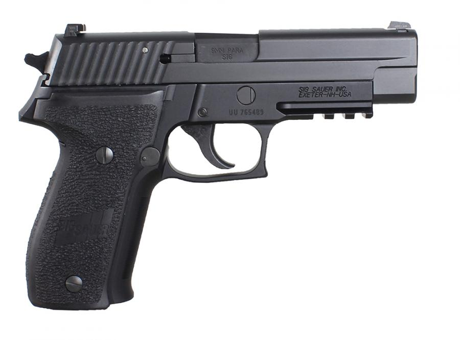 "Sig Sauer 9mm 4.4"" 15+1 Black"