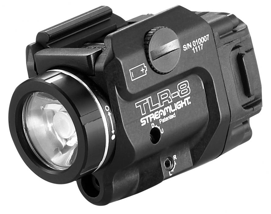 STL 69410 Tlr8 Weaponlight With RED