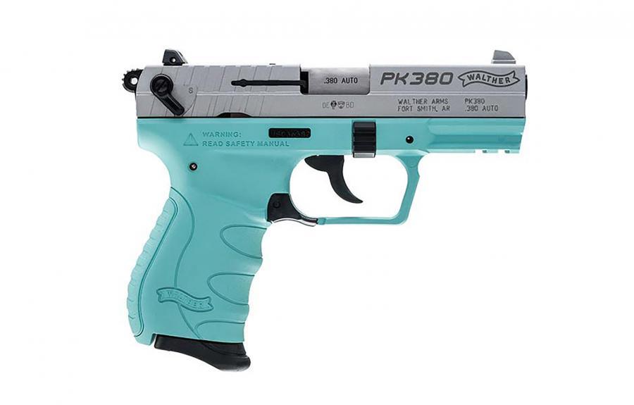 "Walther Pk380 380acp 8rd 3.6"" Ang/n"