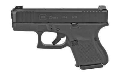Glock 26 Gen5 9mm GNS 10rd