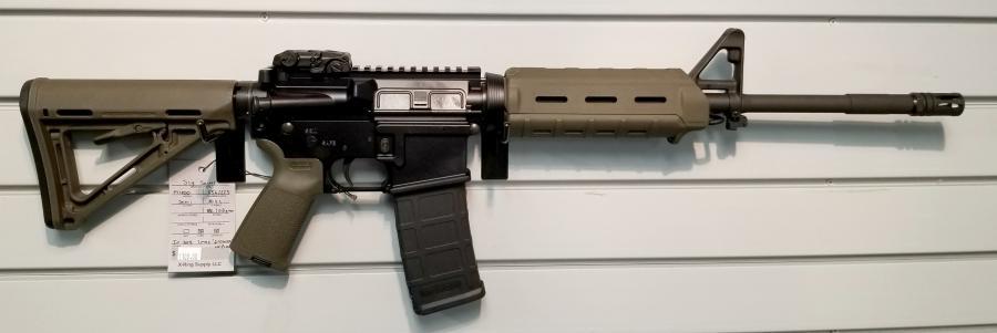 Sig Sauer M400 Enhanced 5.56 (a-3202)