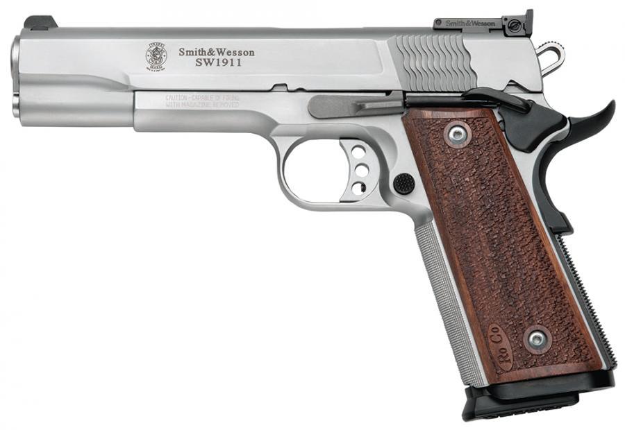 """S&W M1911 Pro 9mm 5"""" Adj"""