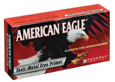 Federal Standard 40 S&W Total Metal