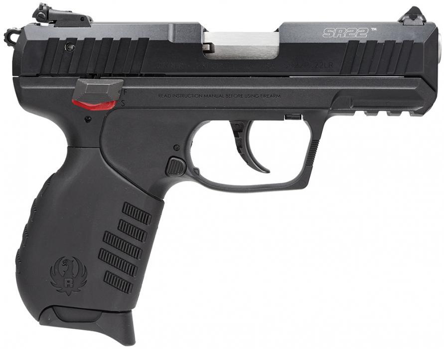 """Ruger Sr22 Standard 22 LR 3.5"""""""