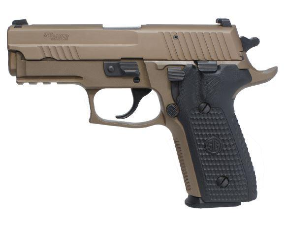 P229 Emp Scorp 40sw Fde 15+1