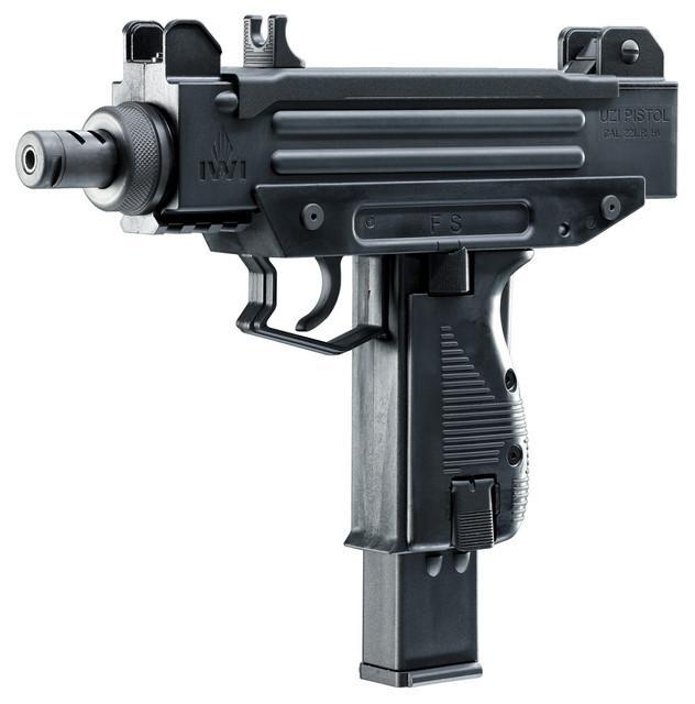 IWI UZI Pistol 22lr Action: Semi-auto