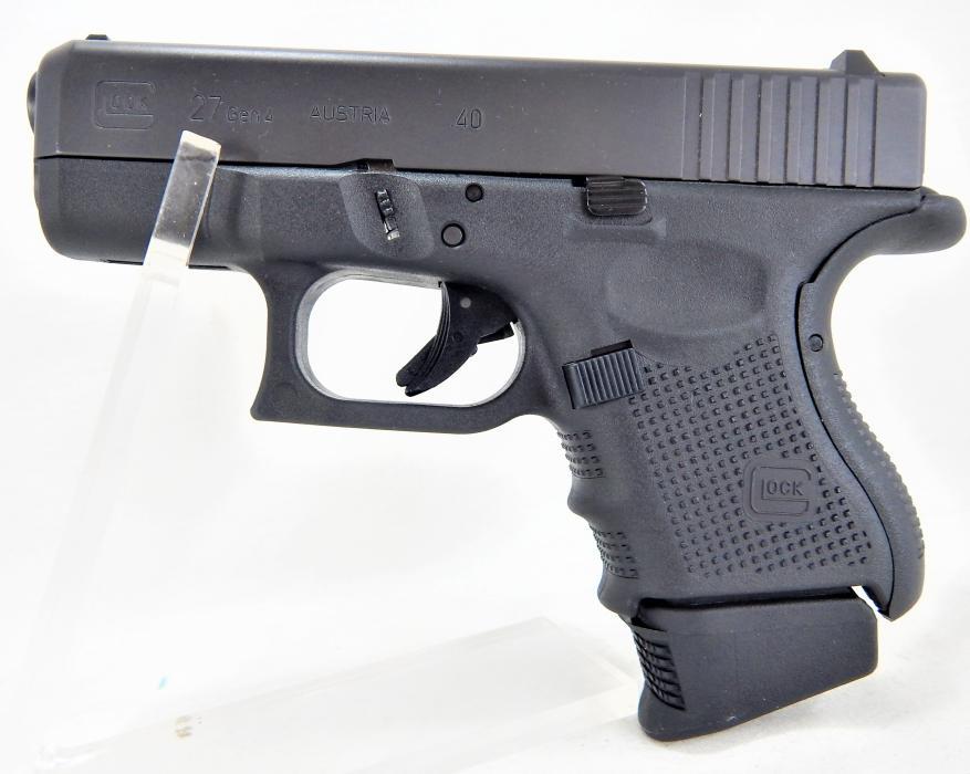 """Glock/glock Inc 27gen4 40s&w 3.46"""" 9rd"""
