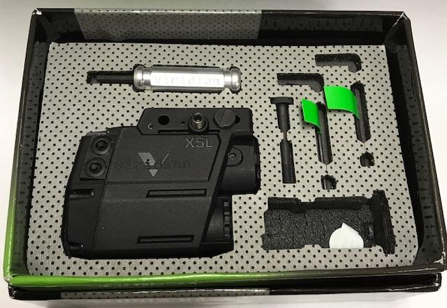 Viridian X5L Green Laser Sights Fits