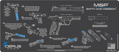 """Cerus Gear 3mm Promats 12""""x27"""""""