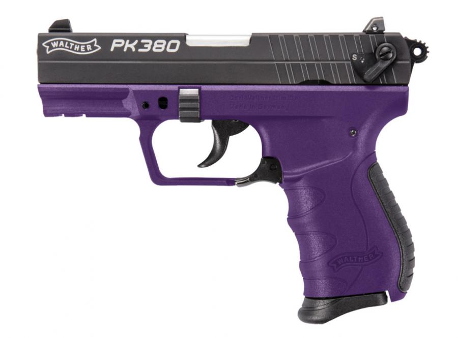 Carl Walther/walther Arms Pk380 380 Auto