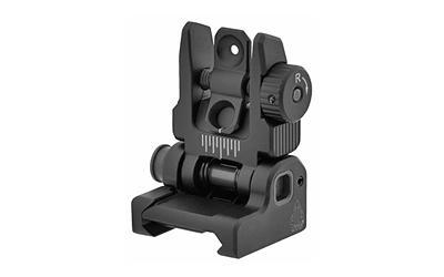Utg Accu-sync Ar15 Flip Rear-sight