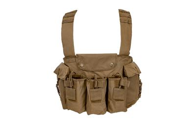 Ncstar Vism Ak Chest Rig Tan