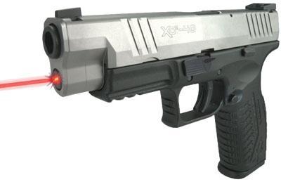 """Lasermax Lms-xdm XDM 9mm/40 4.5"""" 635nmred"""