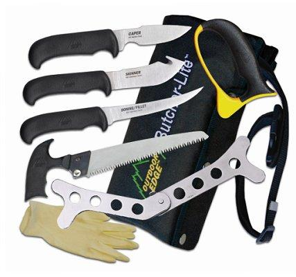 Outdoor Edge Butcher Lite KIT Knife