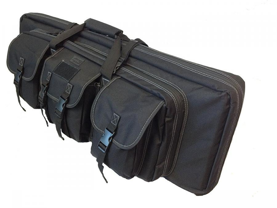 "DDT 42"" Double Rifle Case Holds"
