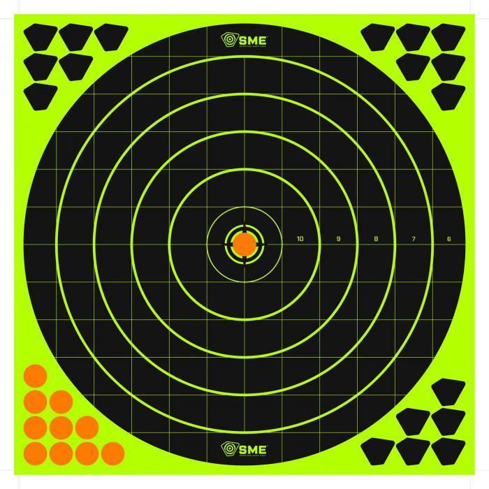 SME Smetrg12rs Splatter Target Round 6