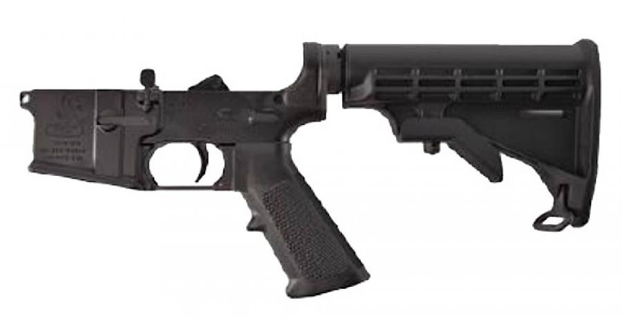 Bushmaster Ar-15 Lower Receiver Multi Caliber