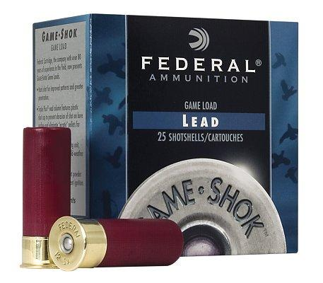 Federal Game Shok High Brass Lead