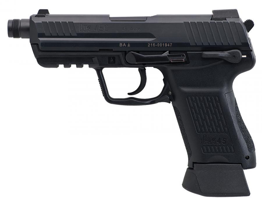 "H&K Compact Hk45 45 ACP 4.57"""