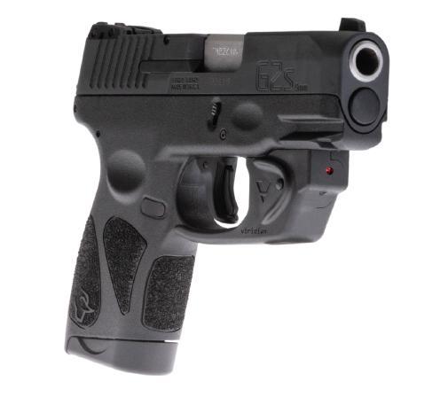 G2s 9mm Bk/bk 3.2 7+1 Red