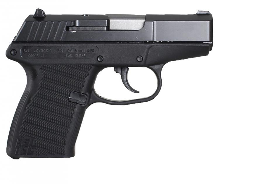 "Kel-tec P-11 9mm 3.1"" 10+1 Polymer"