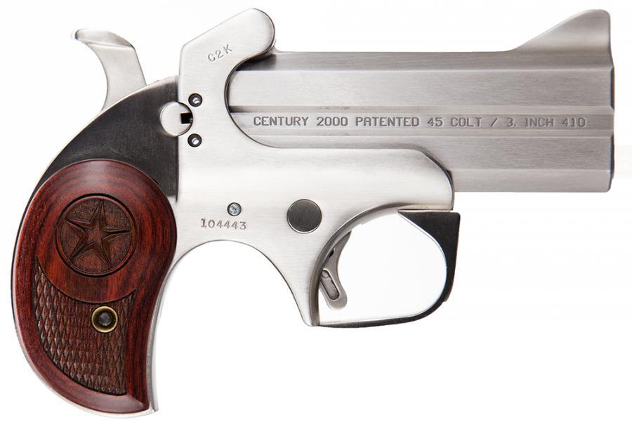 """Bond Arms Century 2000 410/45lc 3.5"""""""