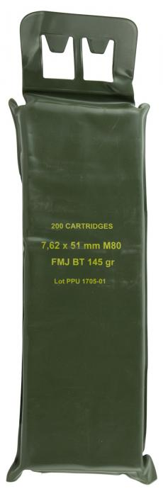 PPU Ppn762bp Mil-spec M80 Battle Pack