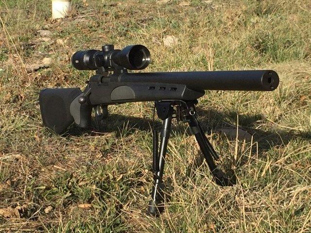 Remington 700/308 SPS