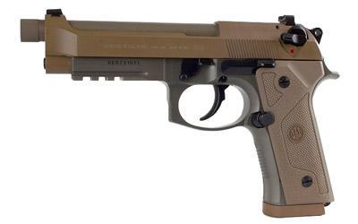 "Beretta M9a3 9mm 4.9"""