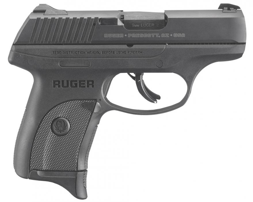 Ruger 3248 Lc9s Pro Double Action