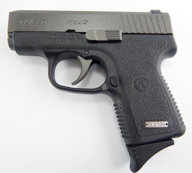 "Kahr Arms Cw380 Cw3833tu3 380 2.58"""