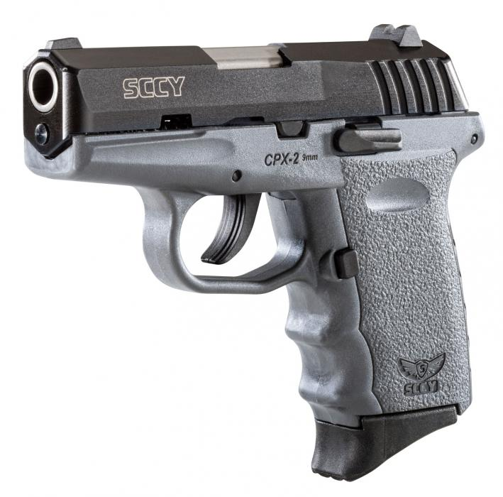 Sccy Cpx2cbsg 9MM 3.1 CRB NMS