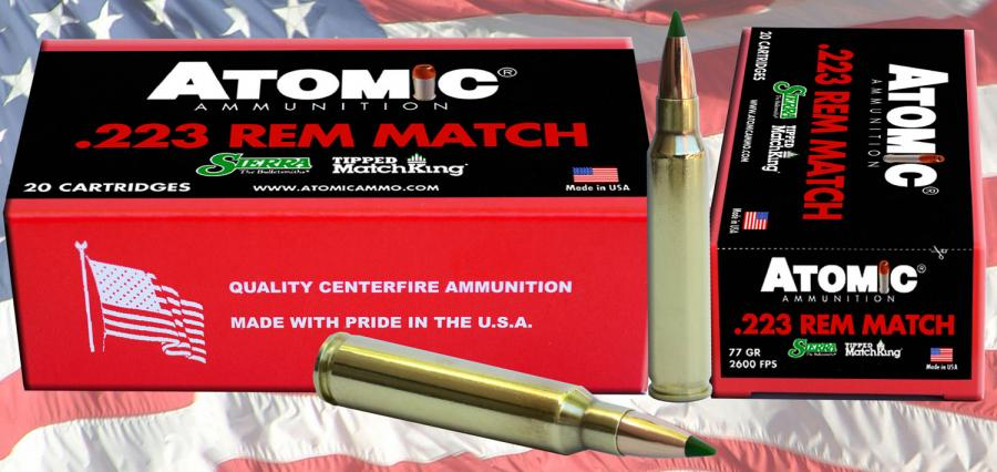 Atomic 00459 223 77 Matchking 20/10