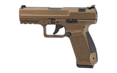 """Canik Tp9da 9mm 18rd 4.07"""" Bronze"""