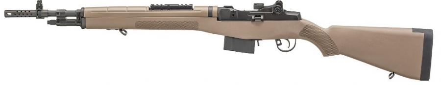 Used Shorter Barreled M1A With Flashhider/bayonet