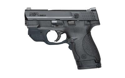 """S&W Shield 9mm 3.1"""" Bl 7&8rd"""