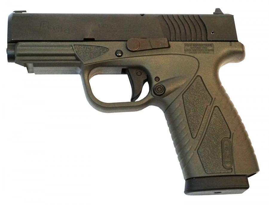 "Bersa Bp Cc 9mm 3.2"" 8rd"