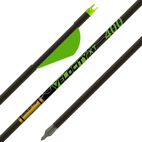 Gold Tip Arrow Velocity Xt 300