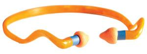 Howard Leight Super Leight Earplugs Orange