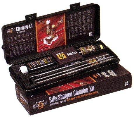 Hoppes Rifle/shotgun Cleaning Kit Universal W/plastic